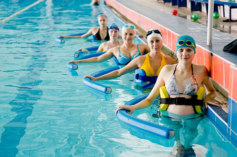 Почему бассейн не эффективен для похудения